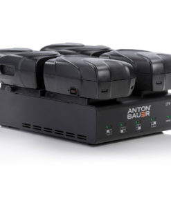Anton Bauer Digital V90 VLock Kit x LP4 Charger to rent at Film Equipment Hire