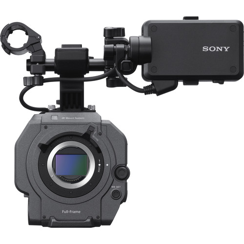 Sony PXW-FX9 XDCAM 6K for rent at Film Equipment Hire