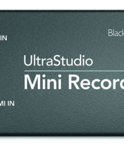 Blackmagic Ultrastudio Mini rent Ireland