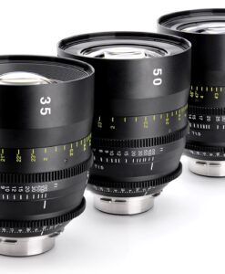 Tokina Vista Primes to rent at Film Equipment Hire