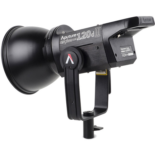 Aputure Light Storm LS C120D II LED Light for rent at Film Equipment Hire