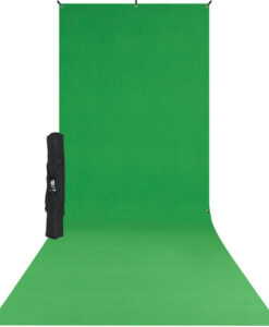 Westcott X-Drop Kit (5 x 12', Green Screen) for rent at Film Equipment Hire