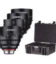 Rokinon Xeen- E Mount Full Frame - Cine T1.5 Lens Kit for rent at Film Equipment Hire