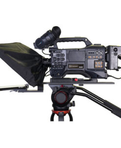 Datavideo TP-650 Large Screen TelePrompter Kit for rent at Film Equipment Hire